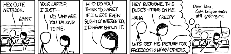Age / 2 7 formula is flawed - xkcd